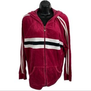Active red tracksuit